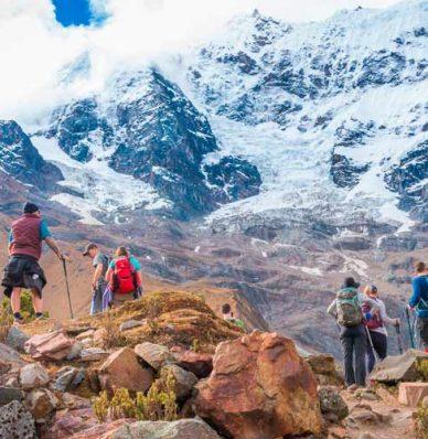 Como prevenir el mal de altura en Peru