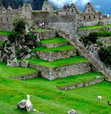 Machu Picchu 3 Dias / 2 Noches