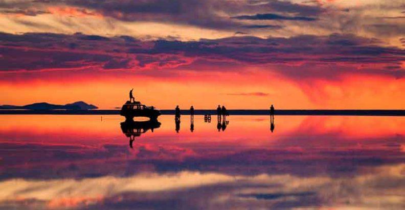 Tour Salar de Uyuni Noche de Estrellas y Amanecer