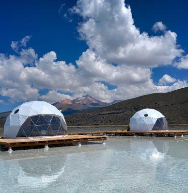 Salar de Uyuni: Relanzamiento de la actividad turistica