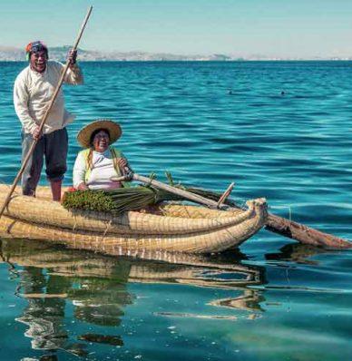 Como llegar al lago Titicaca desde Lima