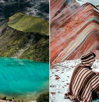 Tour Laguna Humantay y Montaña 7 Colores