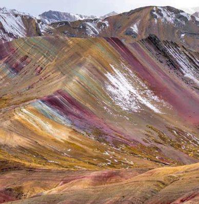 Montaña Palcoyo Tour