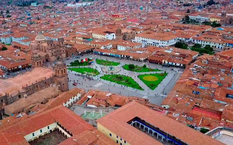 City Tour Cusco 4 ruinas