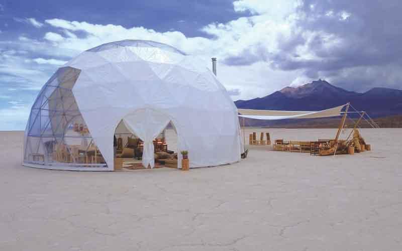 Hoteles en el Salar de Uyuni