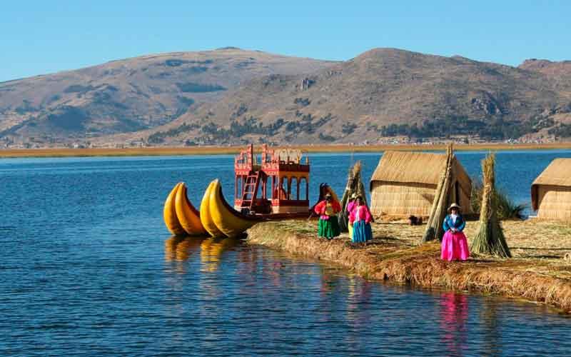 Lago Titicaca Historia