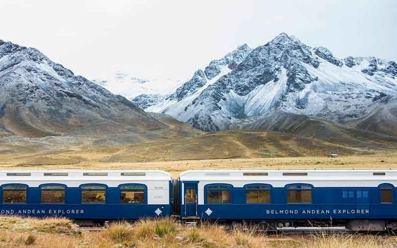tren de cusco a titicaca