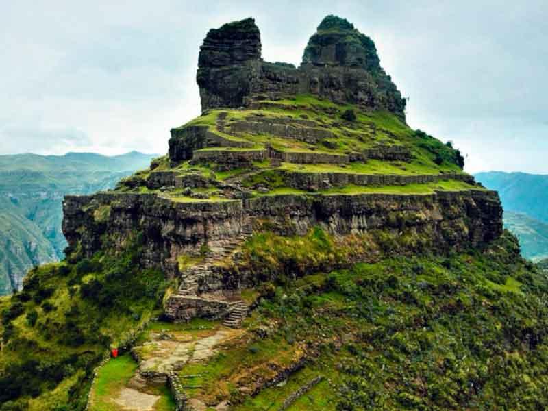 Fortaleza perdida de Waqrapukara