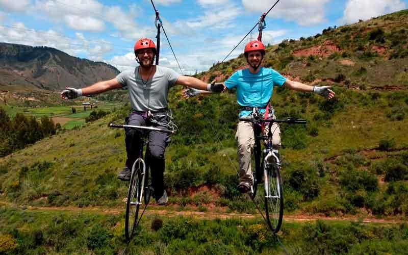 Sky Bike Cusco